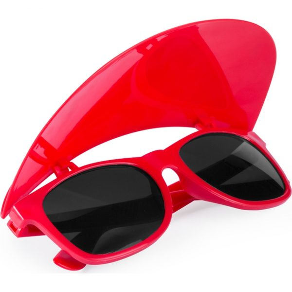 Gafas Sol Galvis Makito - Rojo