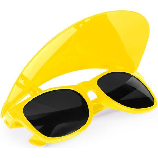 Gafas Sol Galvis Makito - Amarillo