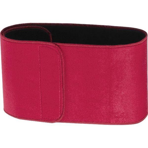Cinturón Lumbar Visser Makito - Rojo