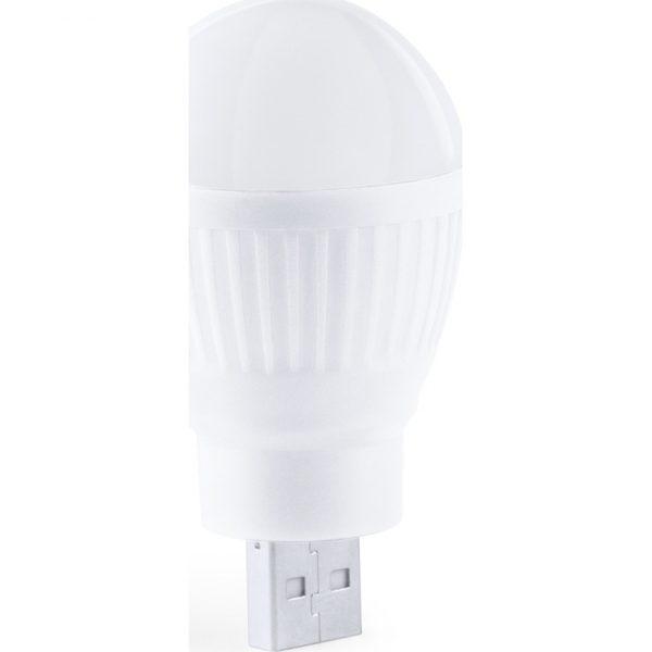 Lámpara USB Kinser Makito - Blanco