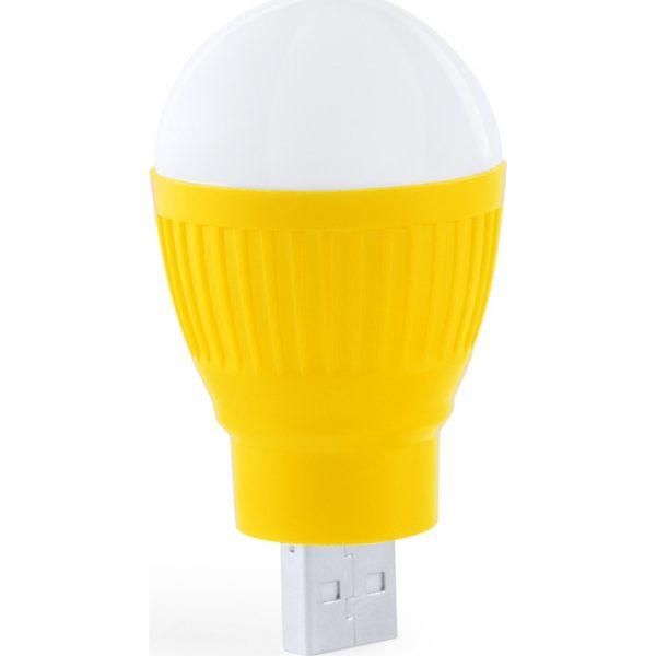 Lámpara USB Kinser Makito - Amarillo