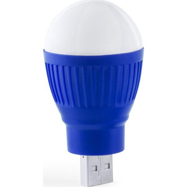 Lámpara USB Kinser Makito - Azul