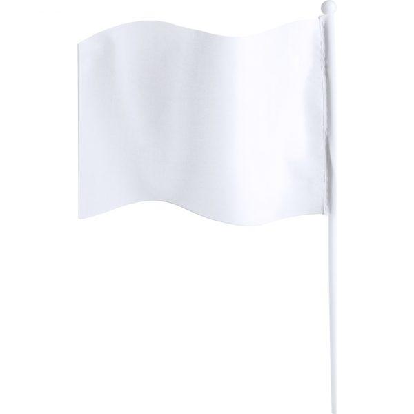 Banderín Rolof Makito - Blanco