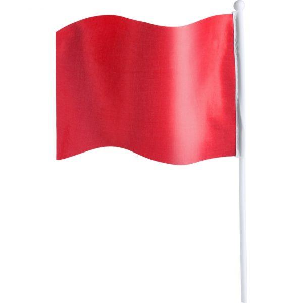 Banderín Rolof Makito - Rojo