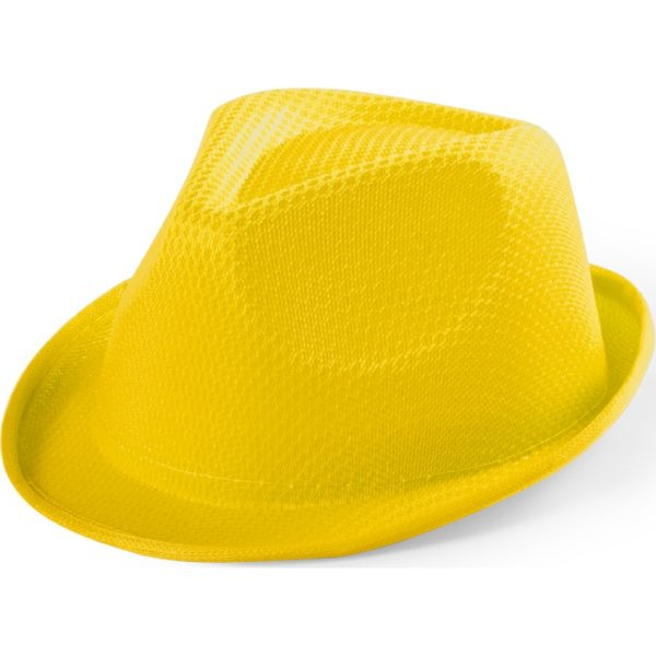 Sombrero Niño Tolvex Makito - Amarillo