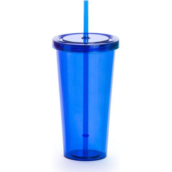 Vaso Trinox Makito - Azul