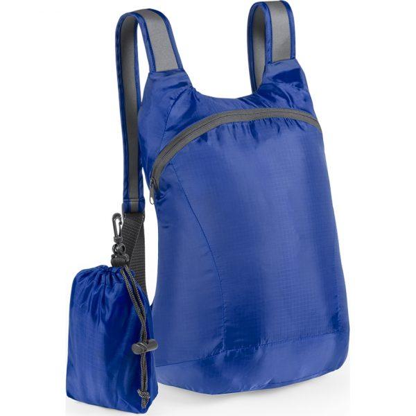 Mochila Plegable Ledor Makito - Azul