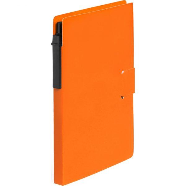 Bloc Notas Prent Makito - Naranja
