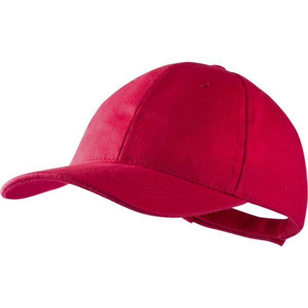 Gorra Rittel Makito - Rojo