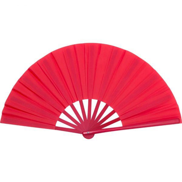 Abanico Tetex Makito - Rojo