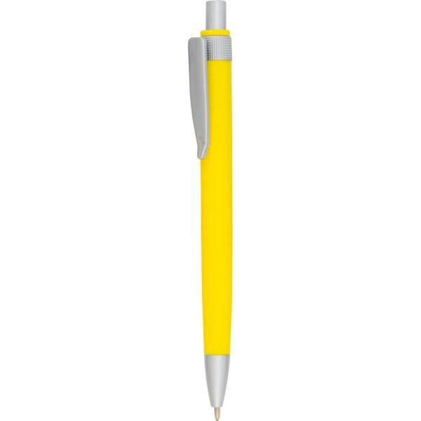 Bolígrafo Boder Makito - Amarillo