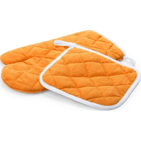 Set Cocina Leston Makito - Naranja