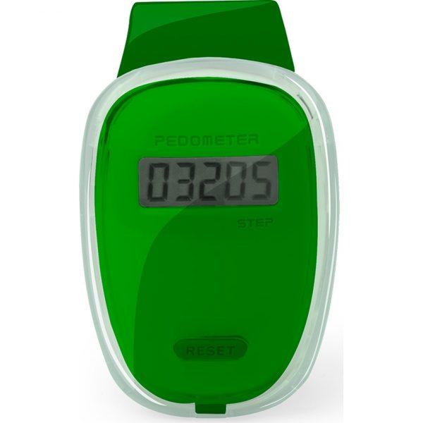 Podómetro Ferrium Makito - Verde