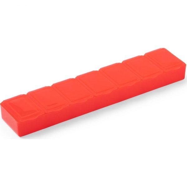 Pastillero Lucam Makito - Rojo