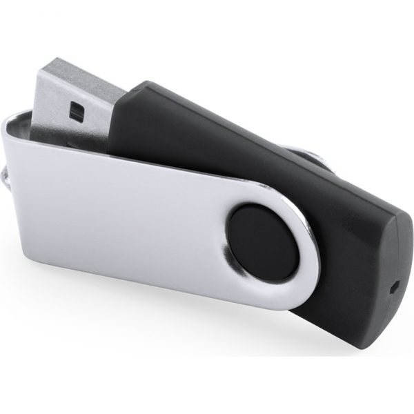 Memoria USB Rebik 16GB Makito - Negro