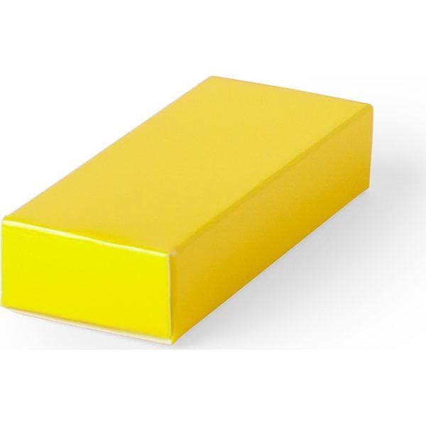 Estuche Presentación Hamlet Makito - Amarillo