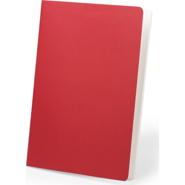 Libreta Dienel Makito - Rojo