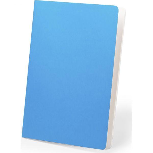 Libreta Dienel Makito - Azul Claro