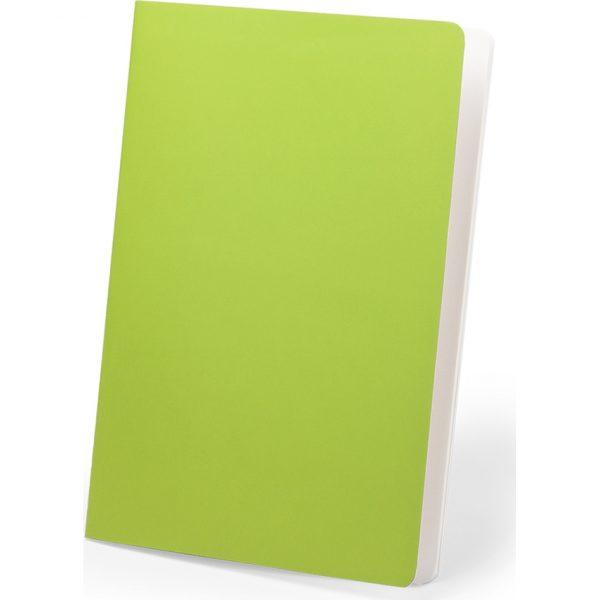 Libreta Dienel Makito - Verde Claro