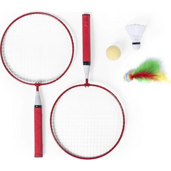 Set Juegos Dylam Makito - Rojo