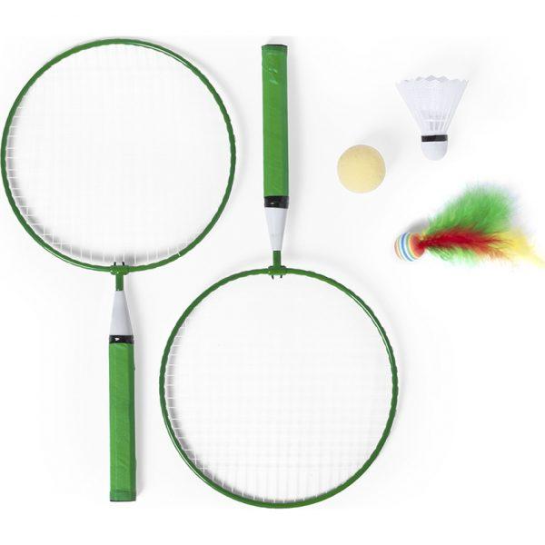 Set Juegos Dylam Makito - Verde