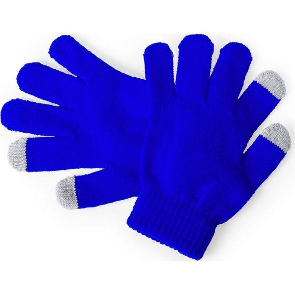 Guante Táctil Pigun Makito - Azul