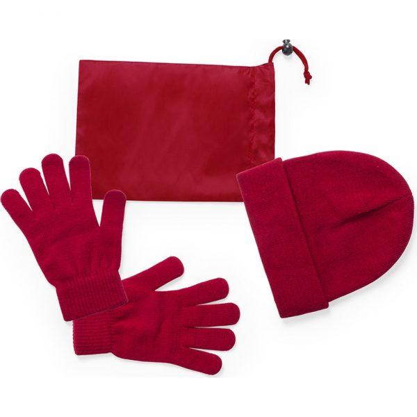 Set Duvel Makito - Rojo