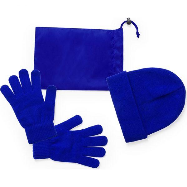 Set Duvel Makito - Azul