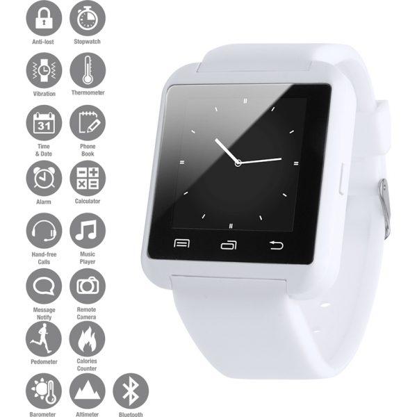 Reloj Inteligente Daril Makito - Blanco