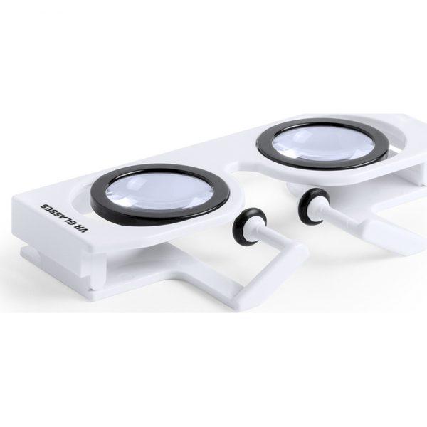 Gafas Realidad Virtual Morgan Makito - Blanco