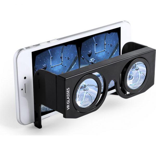 Gafas Realidad Virtual Morgan Makito - Negro