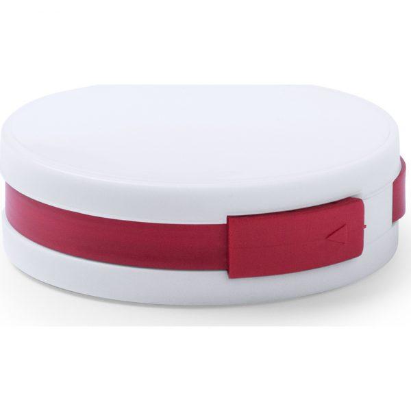 Puerto USB Niyel Makito - Rojo
