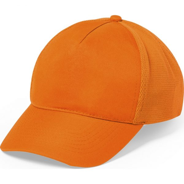 Gorra Karif Makito - Naranja