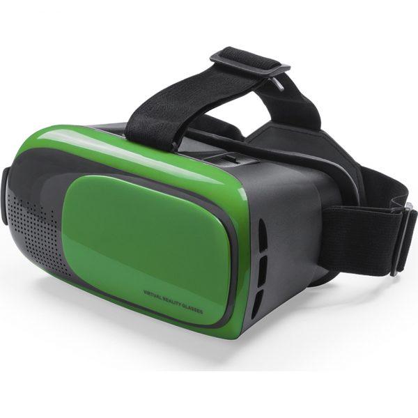 Gafas Realidad Virtual Bercley Makito - Verde