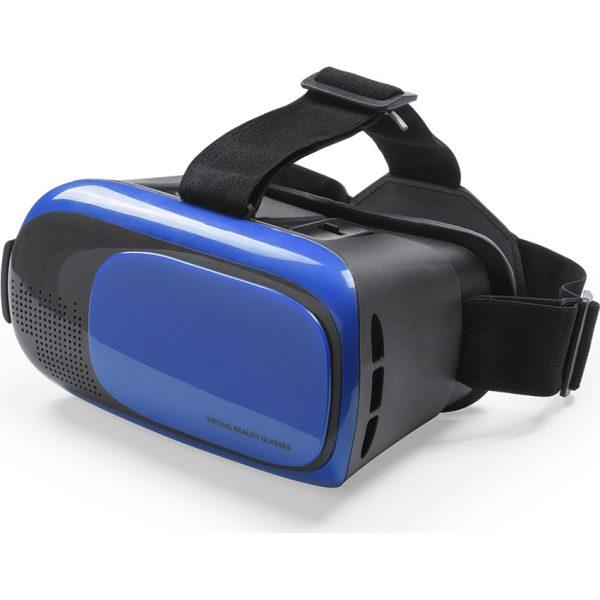 Gafas Realidad Virtual Bercley Makito - Azul