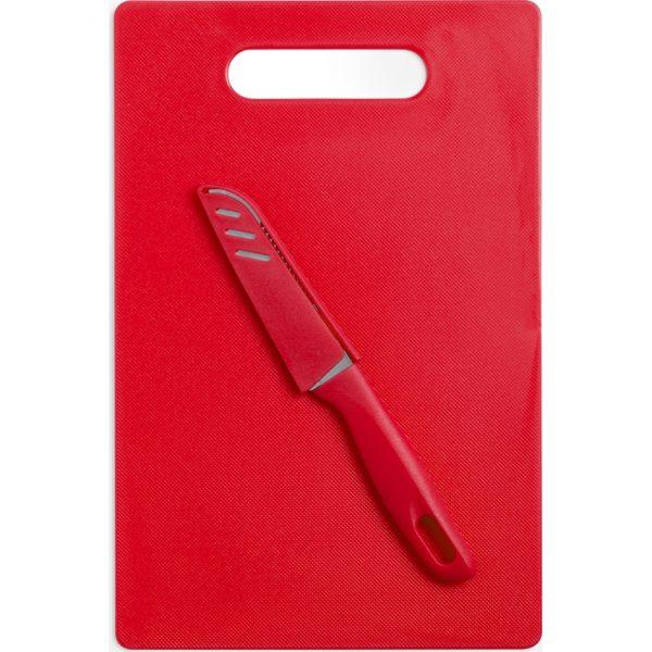 Set Cocina Yulix Makito - Rojo