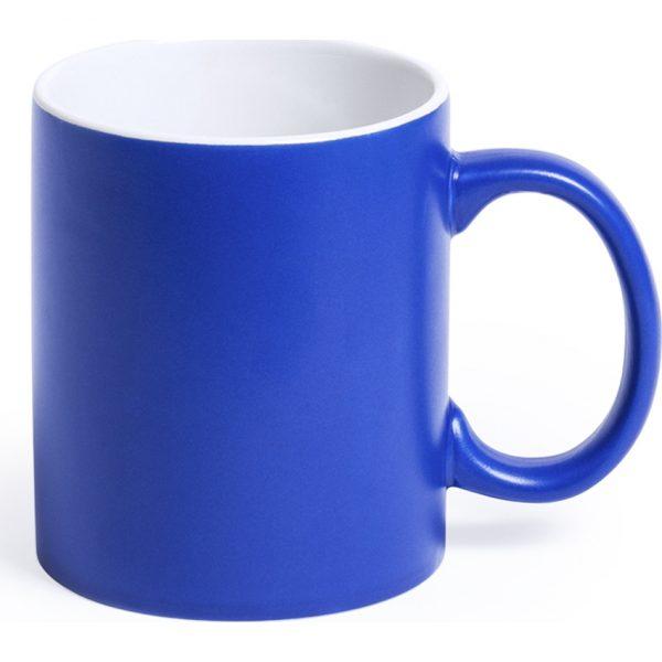 Taza Lousa Makito - Azul
