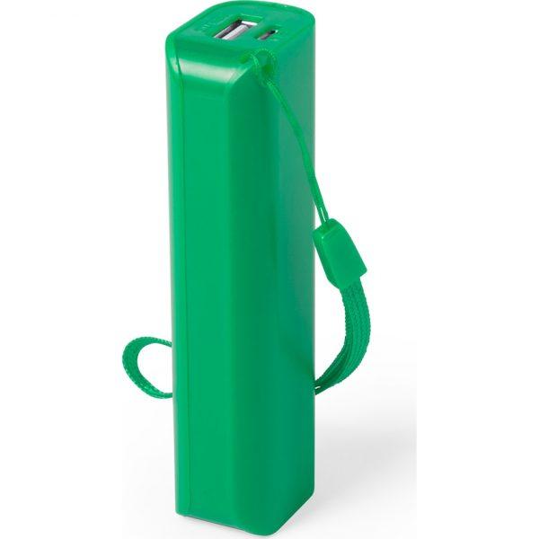 Power Bank Boltok Makito - Verde