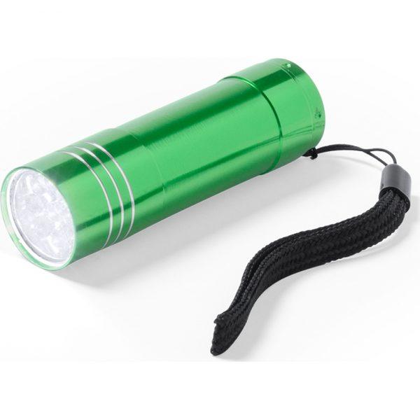 Linterna Conny Makito - Verde