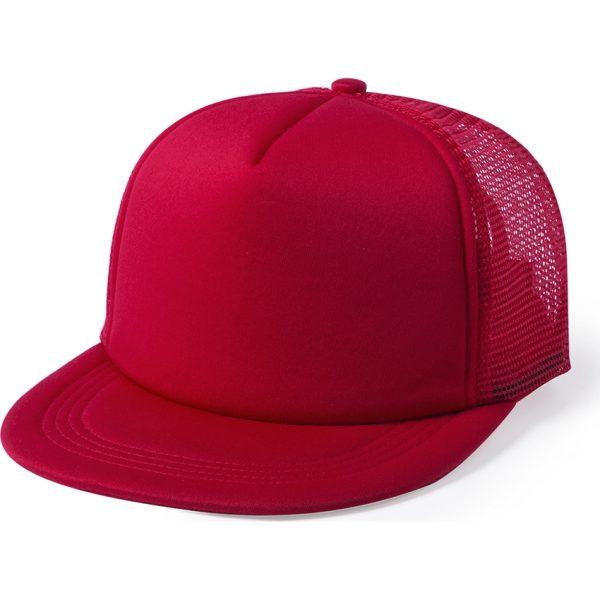 Gorra Yobs Makito - Rojo