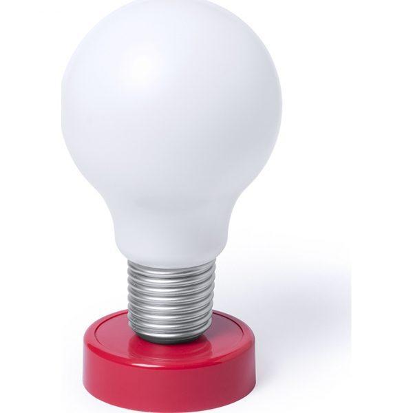 Lámpara Slanky Makito - Rojo