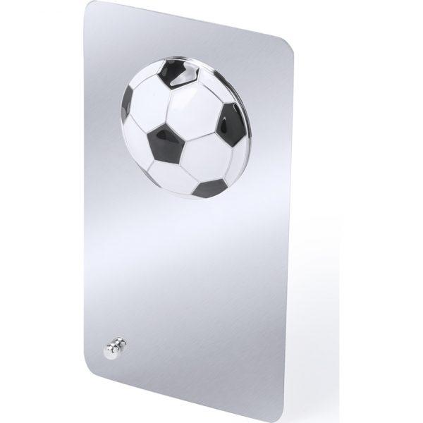Placa Edward Makito - Futbol