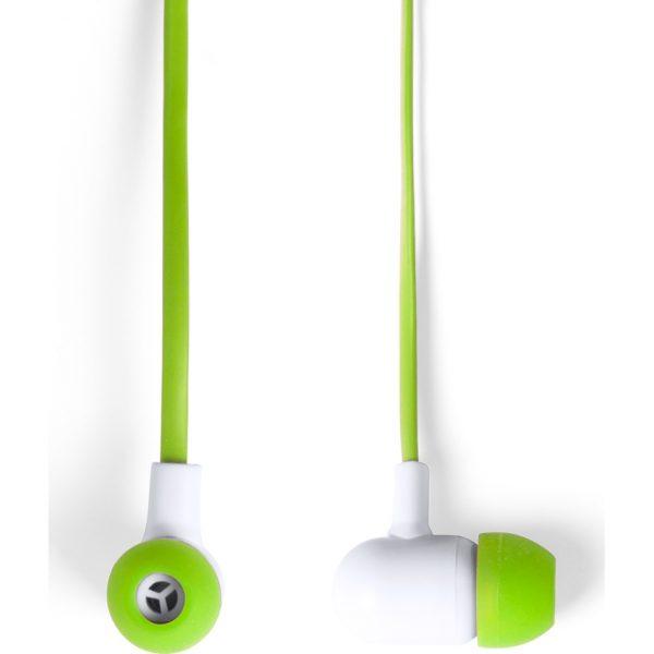 Auriculares Stepek Makito - Verde Claro