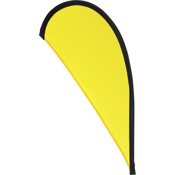 Bandera Heldex Makito - Amarillo