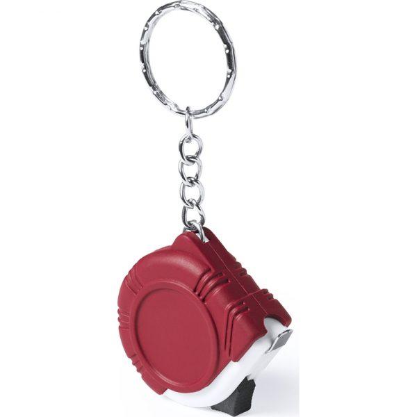 Flexómetro Harrol 1m Makito - Rojo