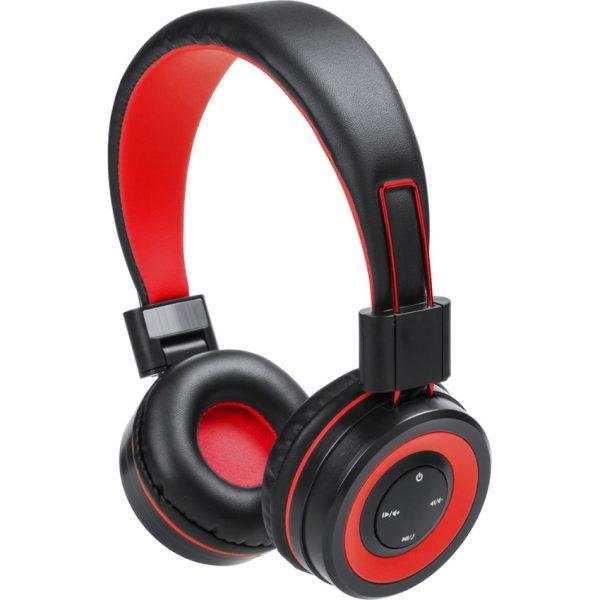 Auriculares Tresor Makito - Rojo