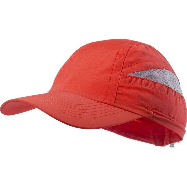 Gorra Laimbur Makito - Rojo