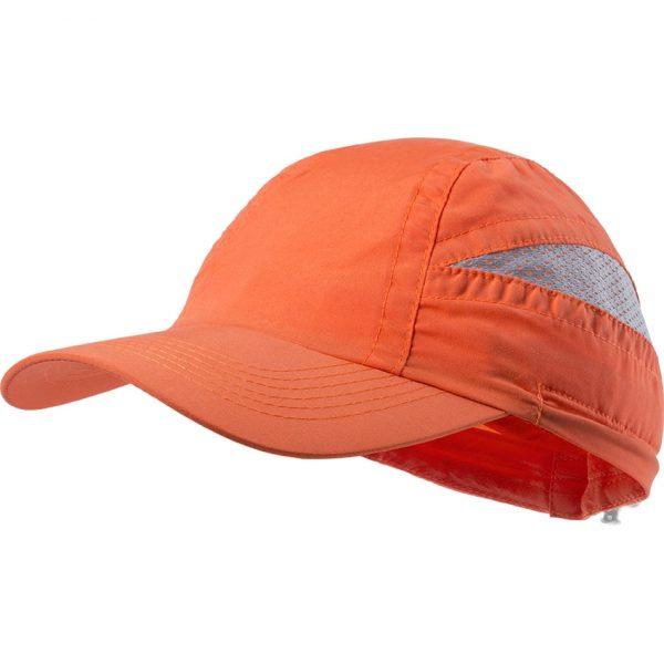 Gorra Laimbur Makito - Naranja