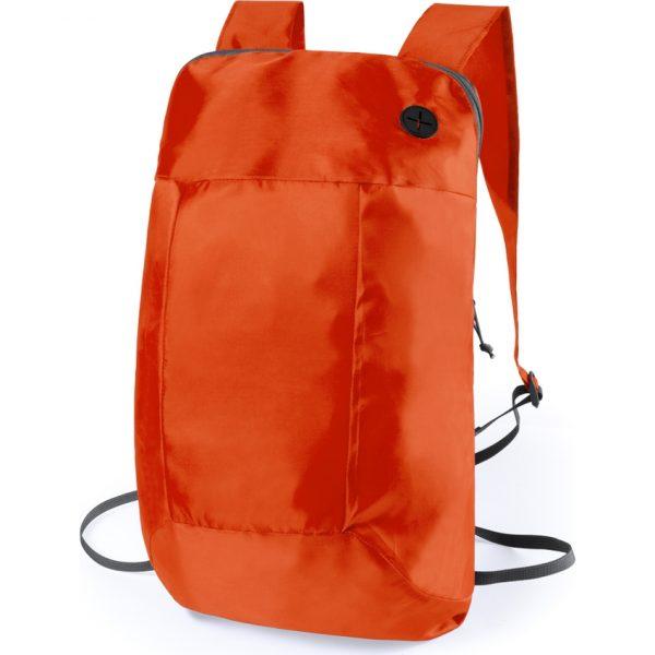Mochila Plegable Signal Makito - Naranja
