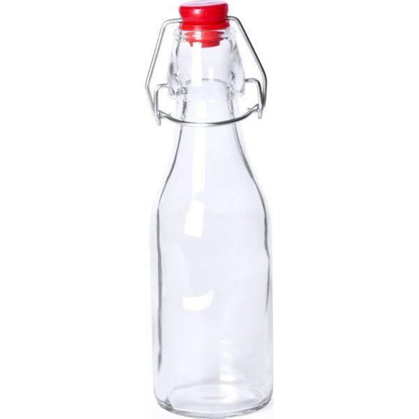 Botella Haser Makito - Rojo